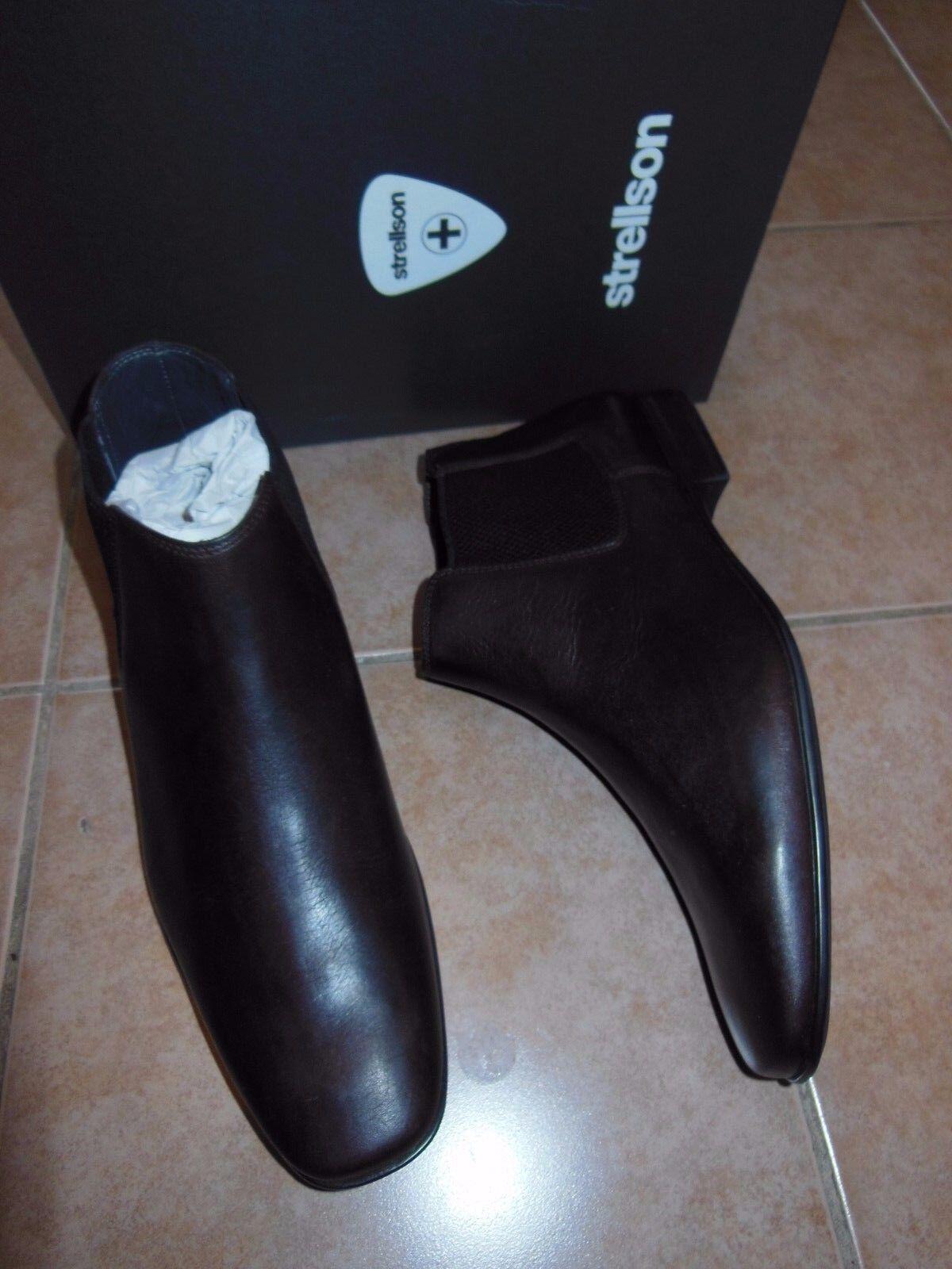STRELLSON PREMIUM  Ethan Pelle chelsea boots/ shoes 42,43