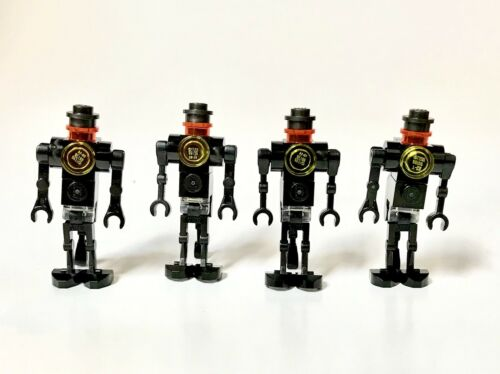 LEGO Star Wars Lot of 4 Buildable Imperial Droids figure 75183