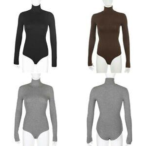 beige-turtleneck-ribbed-long-sleeve-brown-top-winter-warm-cotton-bodysuit