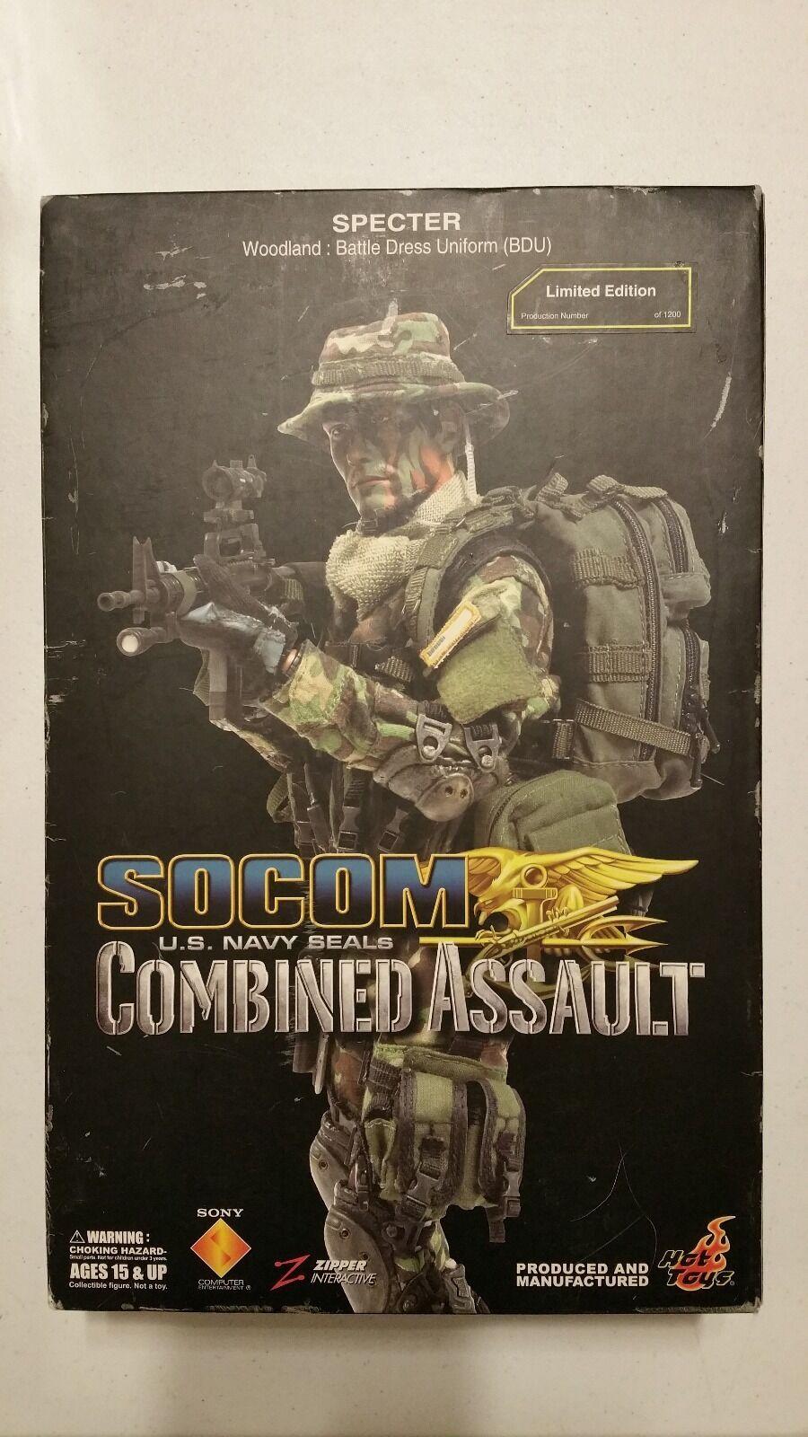 Socom United seal seal seal seals United Warfare SPECTRE (bdu)