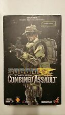 SOCOM U.S. NAVY SEALS COMBINED ASSAULT SPECTER (BDU) HOT TOYS SELLS MAN SAMPLE