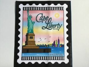 Image Is Loading City Stamp Fabric Mini Panel Cape Liberty New