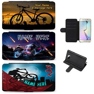 BMX Samsung Phone Case Flip Cover