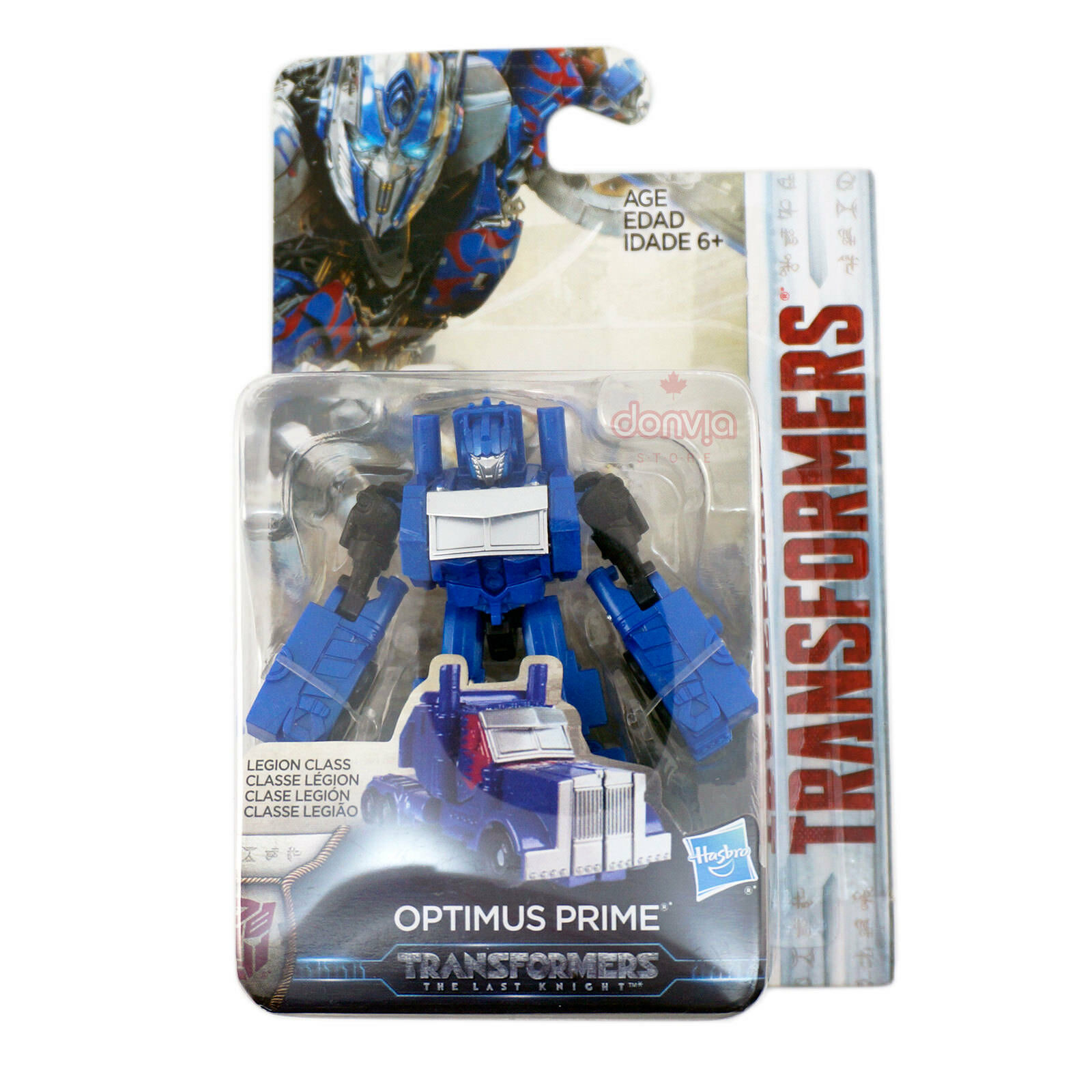 Transformers The Last Knight Legion Class Optimus Prime 3