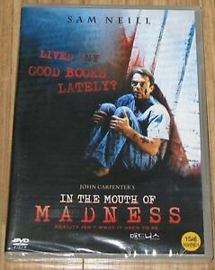 In-The-Mouth-Of-Madness-Region-2-Compatible-DVD-UK-seller-David-Warner-NEW