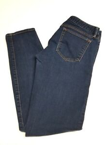 Gap-034-Always-Skinny-034-Womens-Dark-Wash-Blue-Jean-Size-4