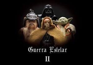GUERRA-ESTELAR-II-STAR-WARS-TOP-TOYS-ARGENTINA-BOOK-VINTAGE-LATIN-AMERICAN