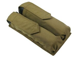 Pouch-Case-molle-PAINTBALL-Harnesses-airsoft-bag-coyote-brown-tube-160-140-pods