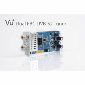 VU+ DVB-S2/S2X FBC & FBC-C