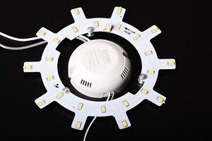 LED-CIRCOLARE-12W-220V-STELLA-ROTONDO-BIANCO-NEUTRO-NEON-T9-G10Q-2GX13