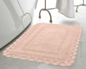 Laura Ashley Crochet Cotton 17x24 In