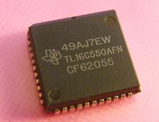TL16C550AFN Single UART with 16-Byte FIFO, Texas Instruments