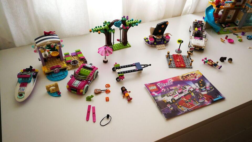 Lego Friends, Flere modelle