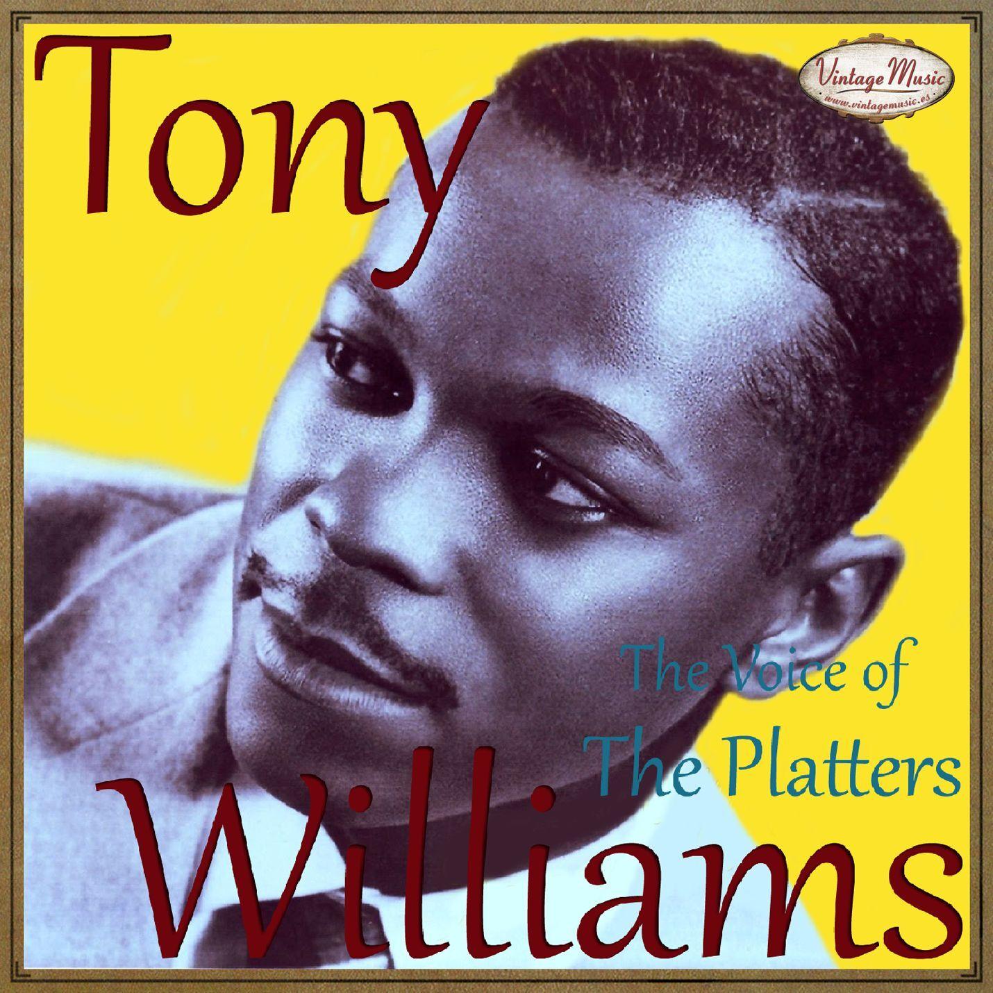 Tony Williams - TONY WILLIAMS Vocal Jazz. The Voice Of The Platters , Amapola, Laura - CD
