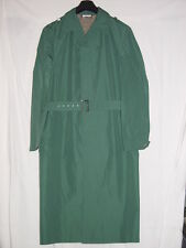 Volkspolizei Wettermantel grün, ungetragen Größe m52 - Regenmantel, Trenchcoat