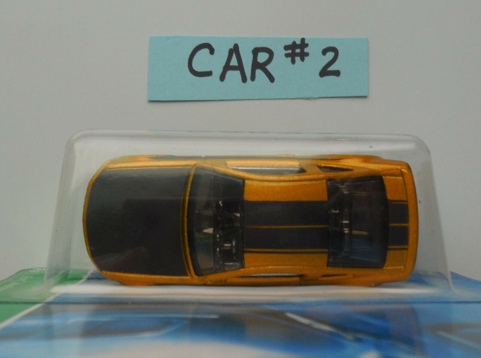 2008 Hot Hot Hot Wheels Ford Mustang GT  12 Regular Treasure Hunt diecast variant 788941