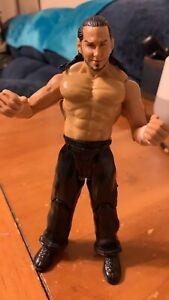 1999-WWF-WWE-Matt-Hardy-Jakks-Pacific-Titan-Tron-Wrestling-Action-Figure-w-Hat