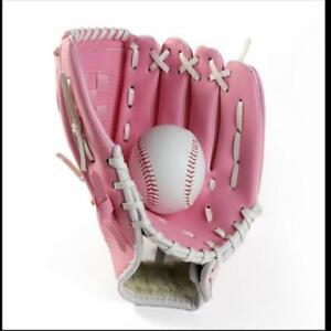 Details about 12.5 11.5 10.5 in Professional Baseball Glove Mitt for Youth  Kids Women Men 9beb94fa73