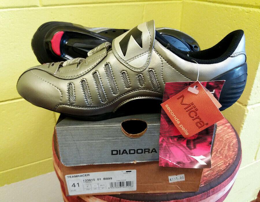 zapatos ciclismo Diadora mod.  TEAMRACER , numero 41 41 41 c881b9