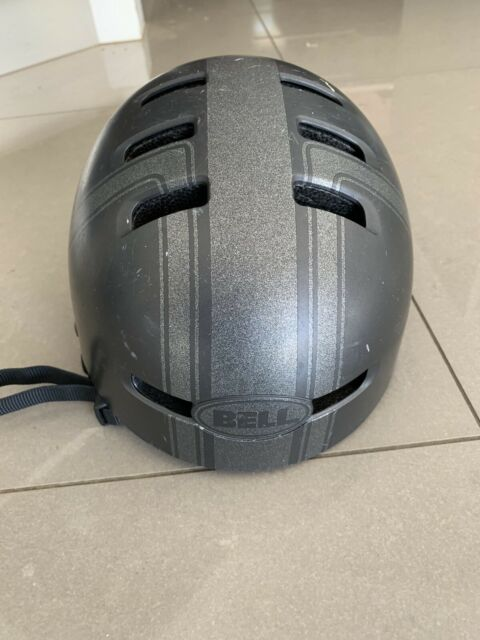 Kids Bell bicycle scooter helmet.