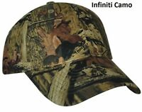 Kati Structured Camo Hunting Cap Mossy Oak, Duck Blind, Treestand, Baseball Hat