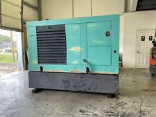 80 Kw Cummins Onan Diesel Generator Amp Transfer Switch 674 Hours We Ship