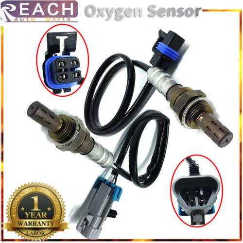Upstream+Downstream O2 Oxygen Sensor For 2004-2005 Chevy Trailblazer//GMC Canyon