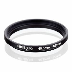 40.5-52mm //40.5mm to 52mm Step Up Ring Filter Adapter for Canon Nikon Sony UV,ND,CPL,Metal Step Up Ring Adapter