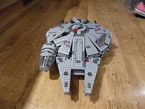 100% De Qualité Lego Star Wars 7965 Millennium Falcon-afficher Le Titre D'origine