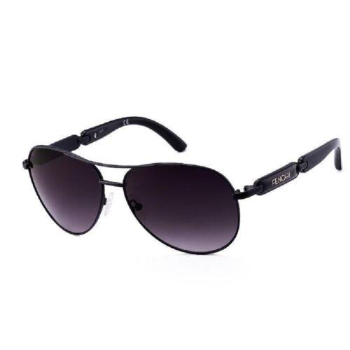 FENCHI Sunglasses Women Metal Driving Pilot Classic Vintage Eyewear Glasses High