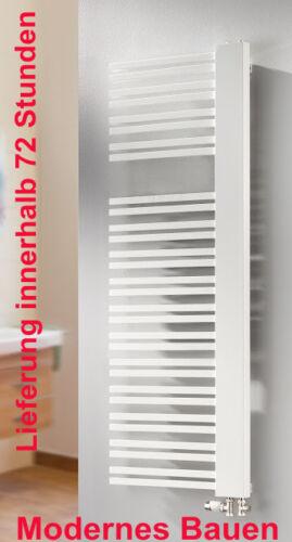 Farbe weiß Handtuchwärmer Schulte Design Badheizkörper Bologna 60 x 161 cm