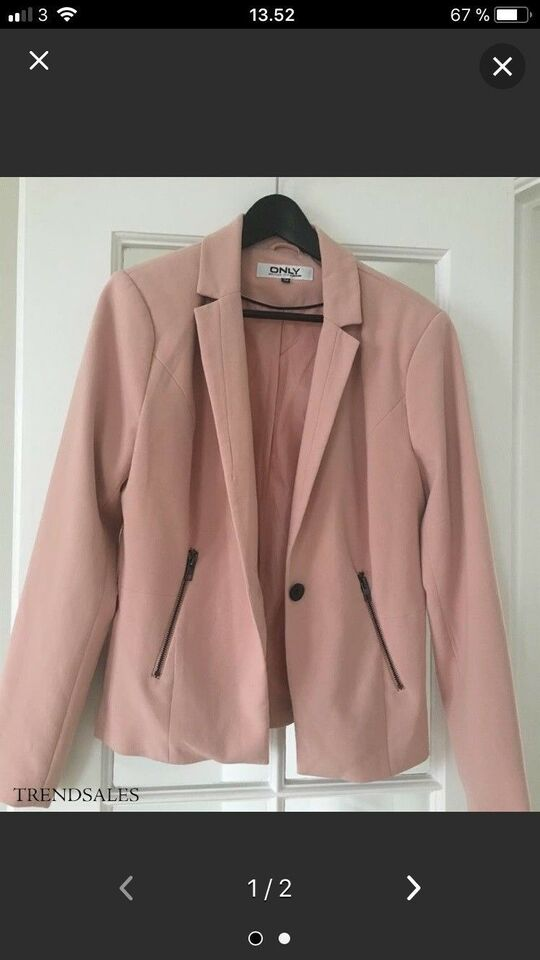 Blazer, str. 42, Only