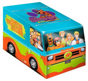 Scooby-Doo-Mystery-Machine-8-Movie-Boxset-NEW-DVD-Region-4-Australia