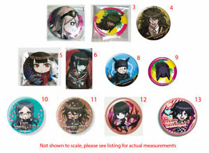 Gonta Maki Ryoma Miu Tsumugi Kokichi Danganronpa V3 Dangan Ronpa Can Badge Ebay Despite his promising career, he killed a whole mafia organization and became a prisoner on death row before being shut in ultimate academy for gifted. details about gonta maki ryoma miu tsumugi kokichi danganronpa v3 dangan ronpa can badge