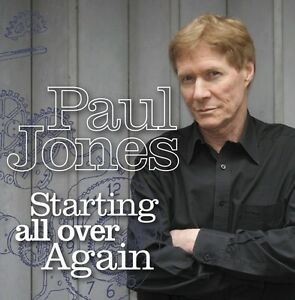 Paul-Jones-feat-Eric-CLAPTON-starting-all-over-again-CD-NUOVO