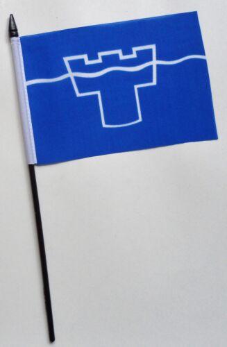 Tyne /& Wear County Small Hand Waving Flag