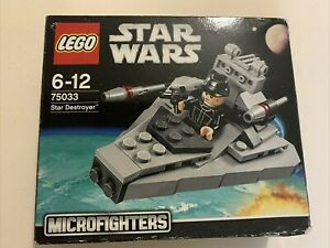 LEGO-STAR-WARS-MICROFIGHTERS-75033-STAR-DESTROYER-NEW-AND-SEALED