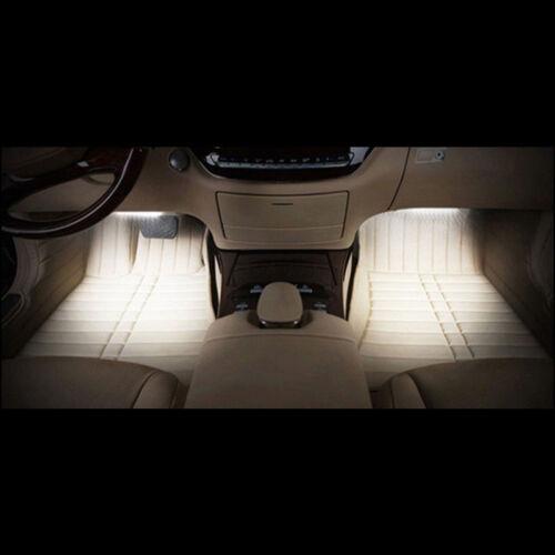 Hot White Devil Demon Eyes LED Strips Module For Projector Headlights Retrofit