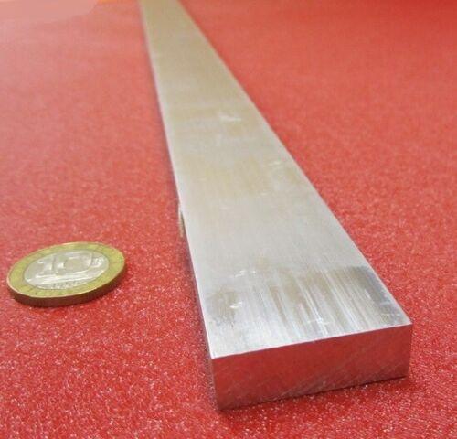 10mm Thick x 30mm Wide x 3 Ft Length 6061 T6 Metric Aluminum Bar
