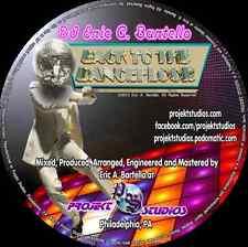 """Mixtape/Mix CD - """"Back To The Dancefloor"""" - 70's/80's R&B Dance/Disco Classics"""
