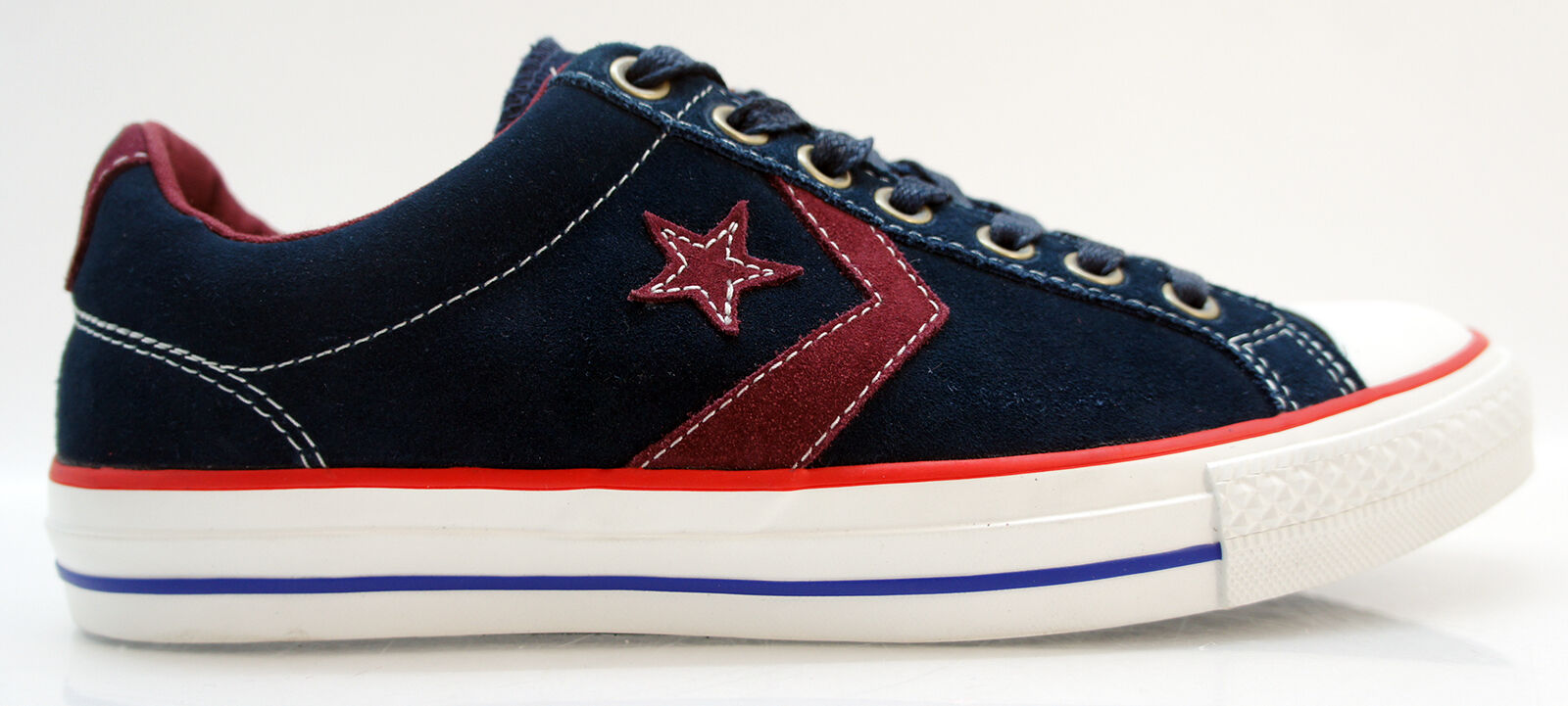 Converse All Star Plyr Halb Schuhe Turnschuhe Turnschuhe blau Gr. 41,5