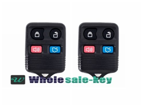 2 For 2005-2011 Mariner Replacement Keyless Entry Remote Transmitter Mercury