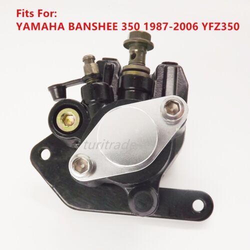 REAR HYDRAULIC BRAKE CALIPER ASSEMBLY FIT FOR YAMAHA BANSHEE 350 87-06 YFZ350
