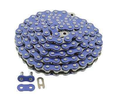 2006-2009 Suzuki LTR450 LT-R450 450 Quadracer Blue Non O-Ring Chain 96L