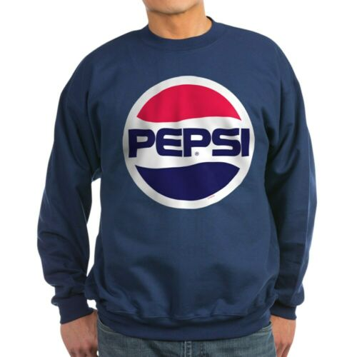 CafePress Pepsi 90S Logo Classic Crew Neck Sweatshirt 88313080