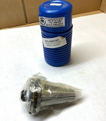 """NEW BISON CAT40 1//2-2-5//8/""""  End Mill Tool Holder Fits CNC Milling"""