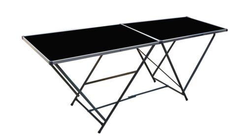 PAT200-74142896 TABLE A TAPISSER 200X60X78 CM ELEM TECHNIC