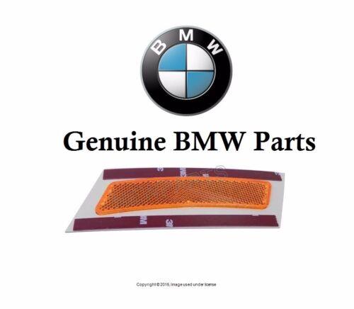 NEW Yellow BMW Genuine E70 X5 Front Bumper Cover Left Reflector