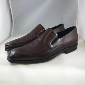 415 cuir homme foncé en foncé Chaussure pour brun Bruno à 7 enfiler m Euc brun Magli 5Uw8qnYvxg