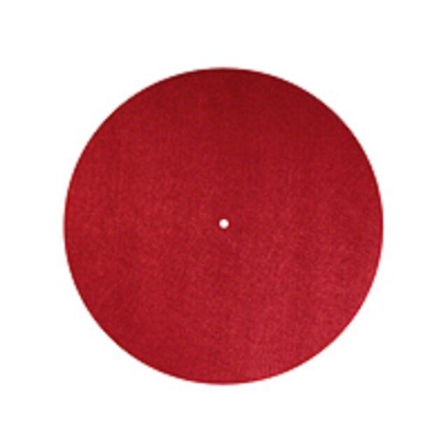 Dynavox Turntable Slipmat PM2 Felt Red